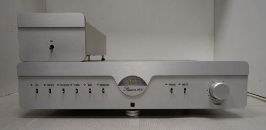 YBA Passion 600 - High-End pre amplifier