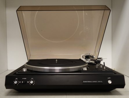 Dual CS-714 HiFi turntable