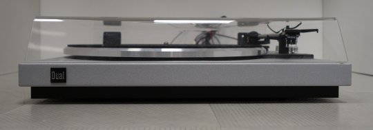 Dual CS-420 HiFi turntable