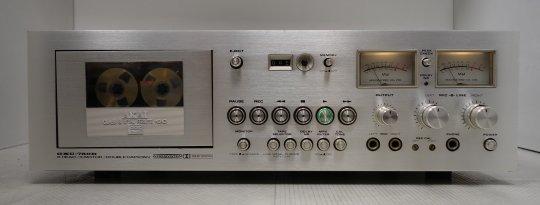 Akai GXC-760D Tapedeck der Referenzklasse