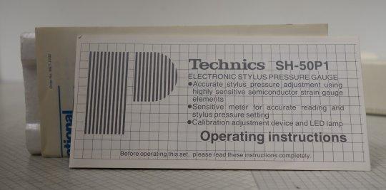 Technics SH-50P1 Balance pour bras de lecture