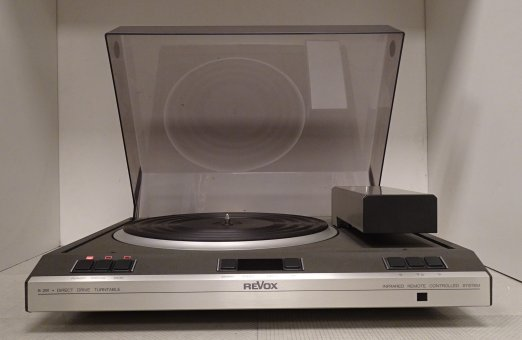 ReVox B291- High-End Direct Drive