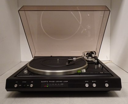 Dual CS-731Q HiFi turntable
