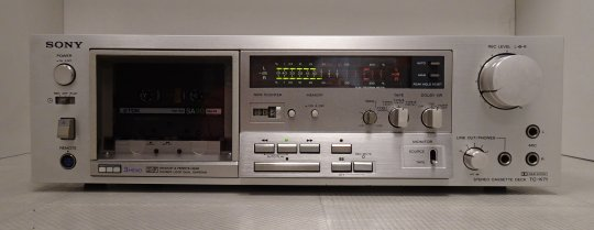 SONY TC-K71 Tapedeck