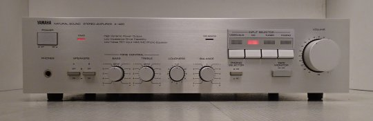 Yamaha A-420 full amplifier