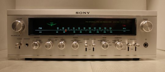 Sony STR-7055 - Solid State Receiver