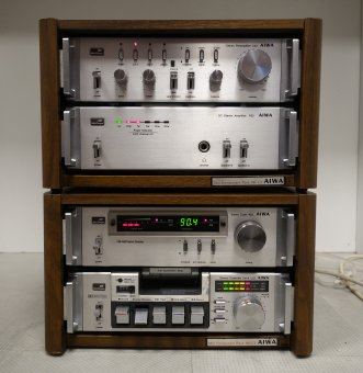 AIWA 22 - complete system