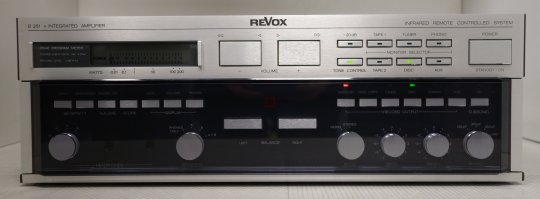 ReVox B251 full amplifier