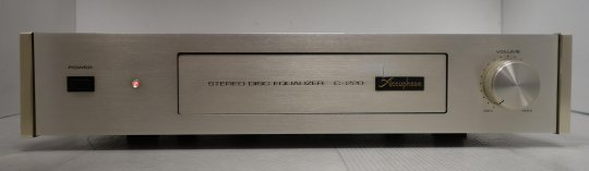 Accuphase C-220 Stereo Disc Equalizer