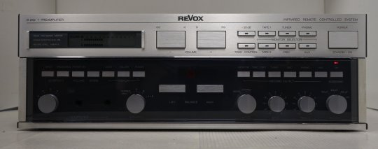 ReVox B252 High-End Vorverstärker