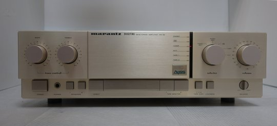 Marantz PM-54 full amplifier in champagne color