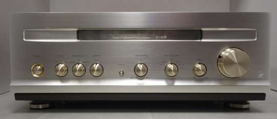 Luxman C-08 High-End Vorverstärker