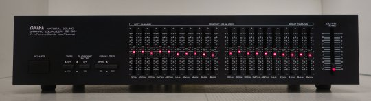 Yamaha GE-30 Graphic Equalizer