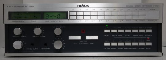 ReVox B261 High-End Tuner