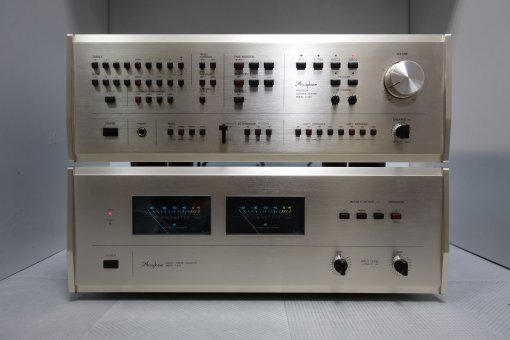 Accuphase Anlage P-400 + C-240