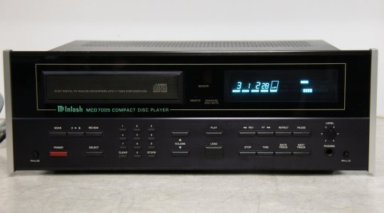 McIntosh MCD-7005 High-End CD-Player