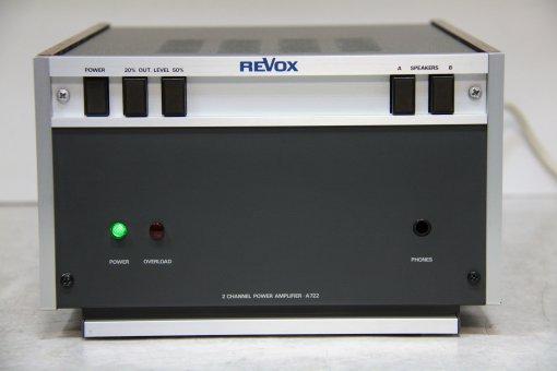 ReVox A722 High-End Endverstärker