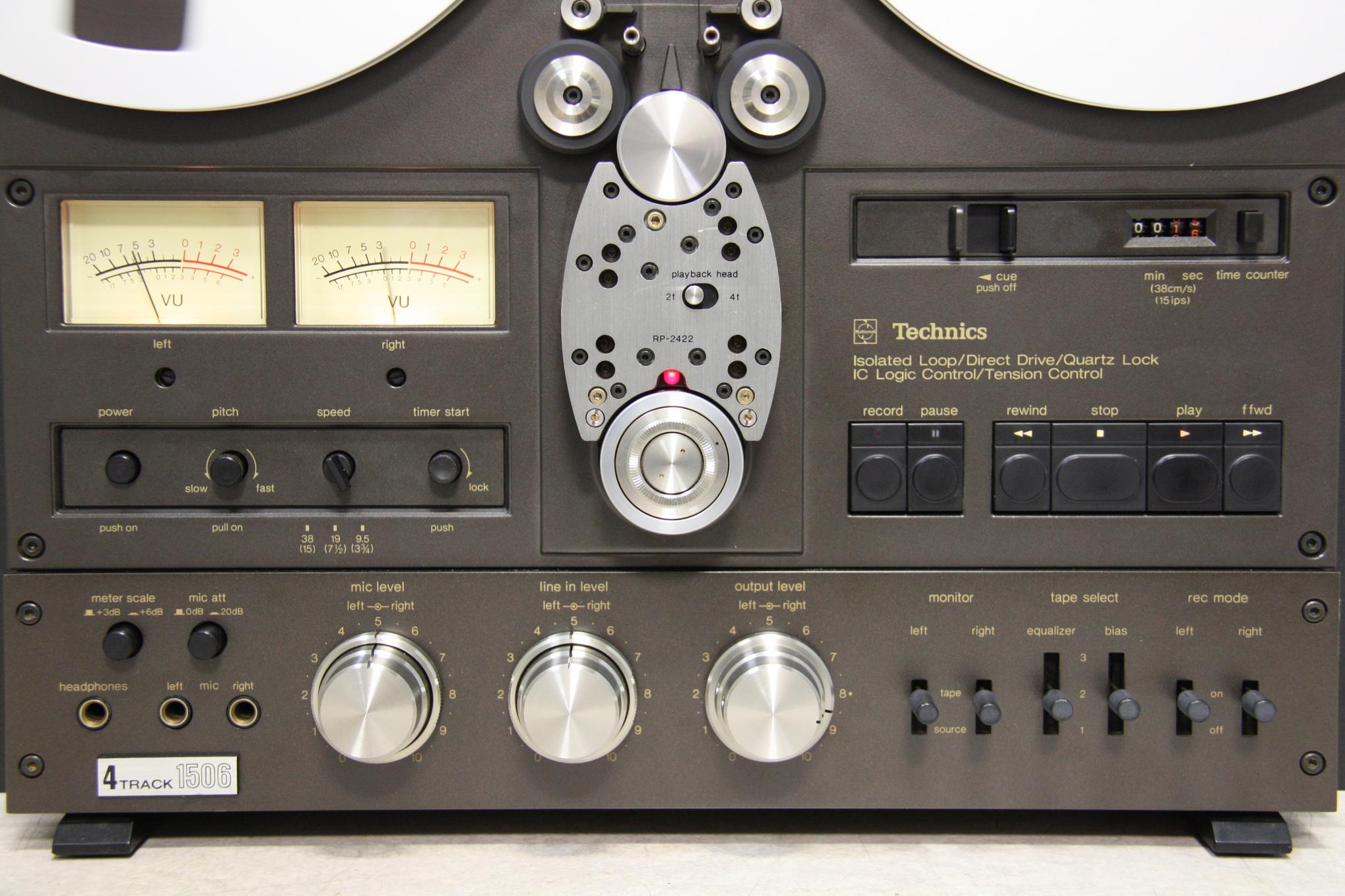 die r hre frankfurt technics rs 1506 profi klasse bandmaschine vintage hifi high end neu. Black Bedroom Furniture Sets. Home Design Ideas